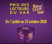 Prix des Lecteurs du Var - Sélection 2020 -