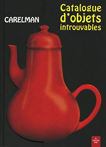 Catalogue d'objets introuvables
