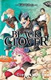 Black Clover. 07 : L'assemblée des capitaines
