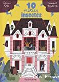 10 petits insectes. 01